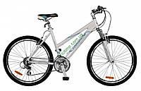 """горный велосипед Comanche Niagara Lady (17"""", белый-бирюзовый)"""