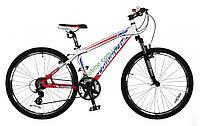"""горный велосипед Comanche Niagara Fs (15"""", белый-красный-синий)"""
