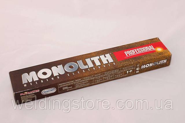 Електроди Моноліт Рrofessional, д. 3,0 мм, 1 кг