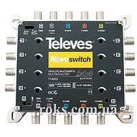 Мультисвич Televes 5x5x8 F Оконечный/Проходной - Nevoswitch Ref. 714503, фото 1