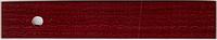 Кромка Махонь Красное дерево  PVC