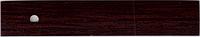 Кромка Махонь темная PVC