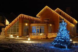 Светодиодные гирлянды на каждый дом!