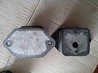 Подушка опоры двигателя Москвич 412, 2140 левая/правая