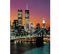 Фотообои W&G 00331 Манхетен 183*254