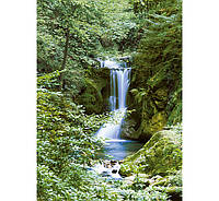 Фотообои W&G 00364 Водопад весной 183*254