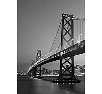 Фотообои W&G 00387 Мост Сан-Франциско 183*254