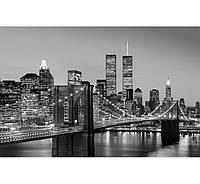 Фотообои W&G 00625 Бруклинский мост 115*175