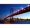 Фотообои W&G 00628 Мост Сан-Франциско 115*175