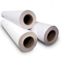 Бумага в рулонах 80 г/м, 175 м (ширина рулона 420 мм)
