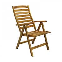 Кресло деревянное FINLANDIA  62х 66 х110см