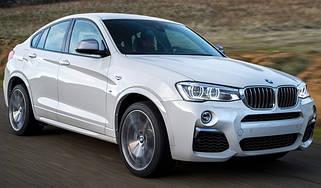 Внешний тюнинг BMW X4 F26