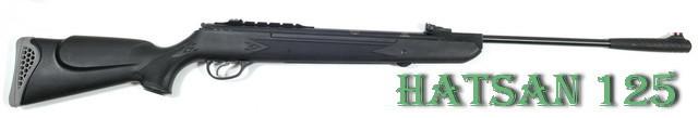винтовка 125 (hatsan 125)
