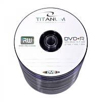 Диск TITANUM DVD+R 4,7GB X8 - SZPINDEL 100 шт..