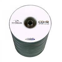 Диск TITANUM CD-R  - SZPINDEL 100 шт.