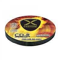 Диск EXTREME CD-R  - мягкая упаковка 10 шт..