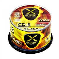 Диск EXTREME CD-R  - CAKE BOX 50 шт..
