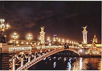 Фотообои Prestige № 3 Ночной мост 196*136