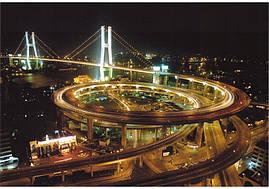 Фотообои Prestige № 6 Спиральный мост 196*136