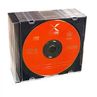Диск EXTREME CD-R  - тонкий бокс 10 шт..