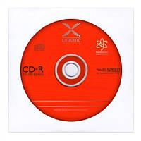 Диск EXTREME CD-R  - конверт  1 шт..