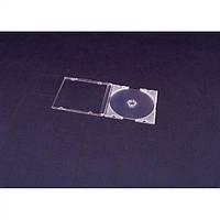 Коробка для хранения дисков  на 1 CD - MINI тонкий - MATOWE