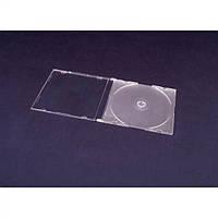 Коробка для хранения дисков  на 1 CD - тонкий - MATOWE