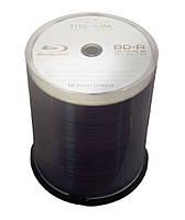 Диск TITANUM BD-R 25GB X4 - CAKE BOX 100 шт..