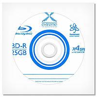 Диск EXTREME BD-R 25GB X4 - конверт  1 шт..