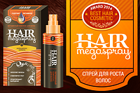 Hair MegaSpray (Хэир Мегаспрей) - спрей для роста волос Цена производителя. Фирменный магазин.