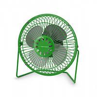 """Вентилятор ESPERANZA 6"""" USB YUGO зеленый"""