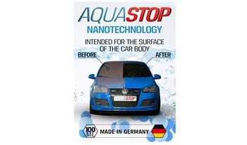 AQUASTOP - наносредство для защиты автомобиля.Цена производителя. Фирменный магазин.