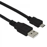 Кабель ESPERANZA MICRO USB 2.0 A-B M/M 2.0M черный
