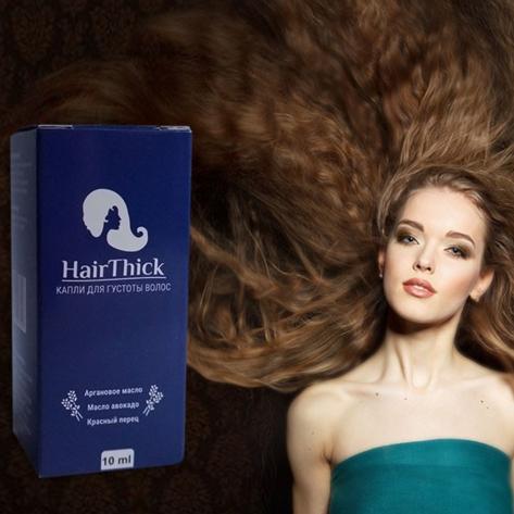 Hair Thick - капли для увеличения густоты и объема волос