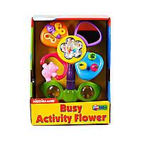 Игрушка Цветочек на присоске от «Kiddieland»