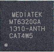 Контроллер питания power IC Mediatek MT6320GA