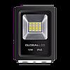 LED прожектор GLOBAL FLOOD LIGHT 10W 5000K холодный свет