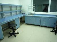 Стол лабораторный пристенный химический