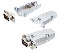 Kramer CON-HD15-HOOD Разъемы VGA