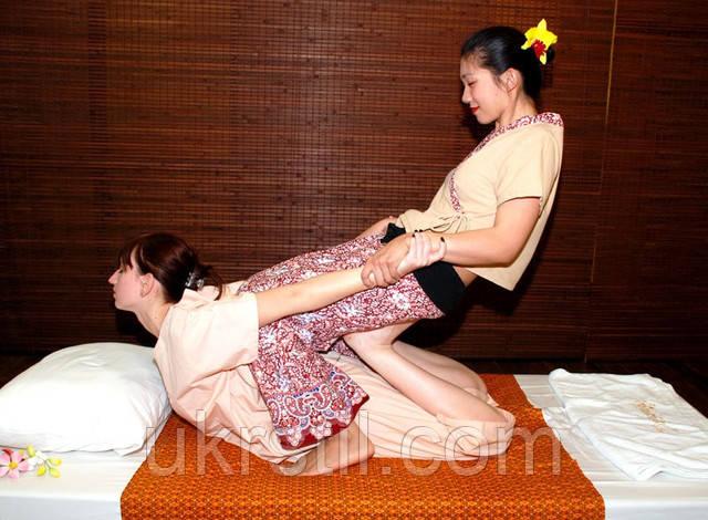 Несколько слов о тайском массаже