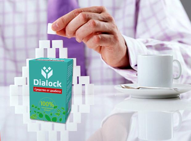 Dialock (Диалок) - препарат от диабета. Цена производителя. Фирменный магазин.