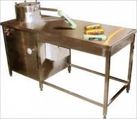 Оборудования для производства плавленого сыра с фасовкой в полиэтиленовый рукав Nikos (Болгария)
