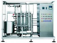 Пастеризационно-охладительная установка производительностью 25 т/час для молока Nikos (Болгария)