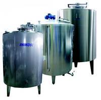 Емкость для хранения молока Nikos (Болгария)