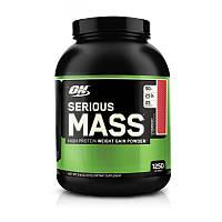 Гейнер Serious Mass Клубника Optimum Nutrition 2,722 кг