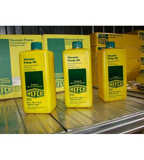 Масло синтетическое REFCO P-17-S-1