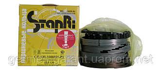 Кільця поршневі ЗиЛ 130 100.0 М / К на 8 циліндрів
