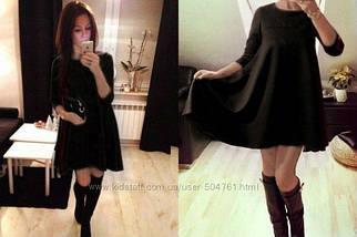 Платье-трапеция A-силуэт в расцветках 48-50, 50-52, фото 2
