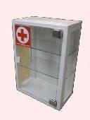 Шкаф медицинский навесной (аптечка) ШМН