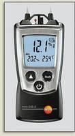 Цифровой гигрометр влагомер testo 606-2: влагомер древесины